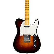 Fender Custom Shop '50s Telecaster Journeyman Relic Flame Maple Neck NAMM Limited-Edition Electric Guitar
