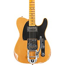 Fender Custom Shop 50s Vibra Telecaster Limited Edition Heavy Relic Electric Guitar