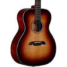Open BoxAlvarez 50th Anniversary AFA1965 OM/Folk Acoustic Guitar
