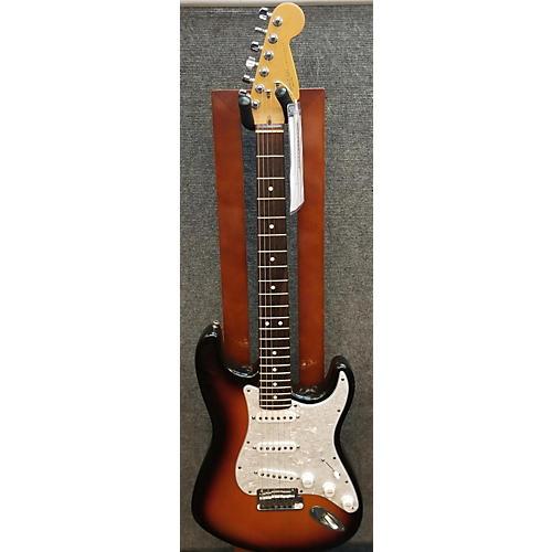 Fender 50th Anniversary American Stratocaster Solid Body Electric Guitar 2 Color Sunburst
