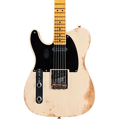 Fender Custom Shop 51 Nocaster Left-Handed Heavy Relic Electric Guitar