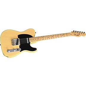 fender custom shop 51 nocaster relic electric guitar musician 39 s friend. Black Bedroom Furniture Sets. Home Design Ideas