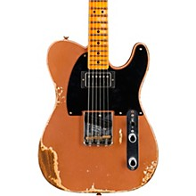 Fender Custom Shop '51 Telecaster HS Heavy Relic Flame Maple Neck NAMM Limited-Edition Electric Guitar