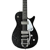Gretsch Guitars G5265 Jet Baritone Electric Guitar Black Sparkle