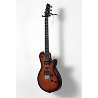 Used Godin Xtsa Flame Electric Guitar Light Burst 190839056177