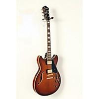 Used Ibanez Artcore As93 Electric Guitar Violin Sunburst 190839048585