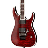 Esp Ltd Deluxe Mh-1000 Electric Guitar With Emgs See-Thru Black Cherry