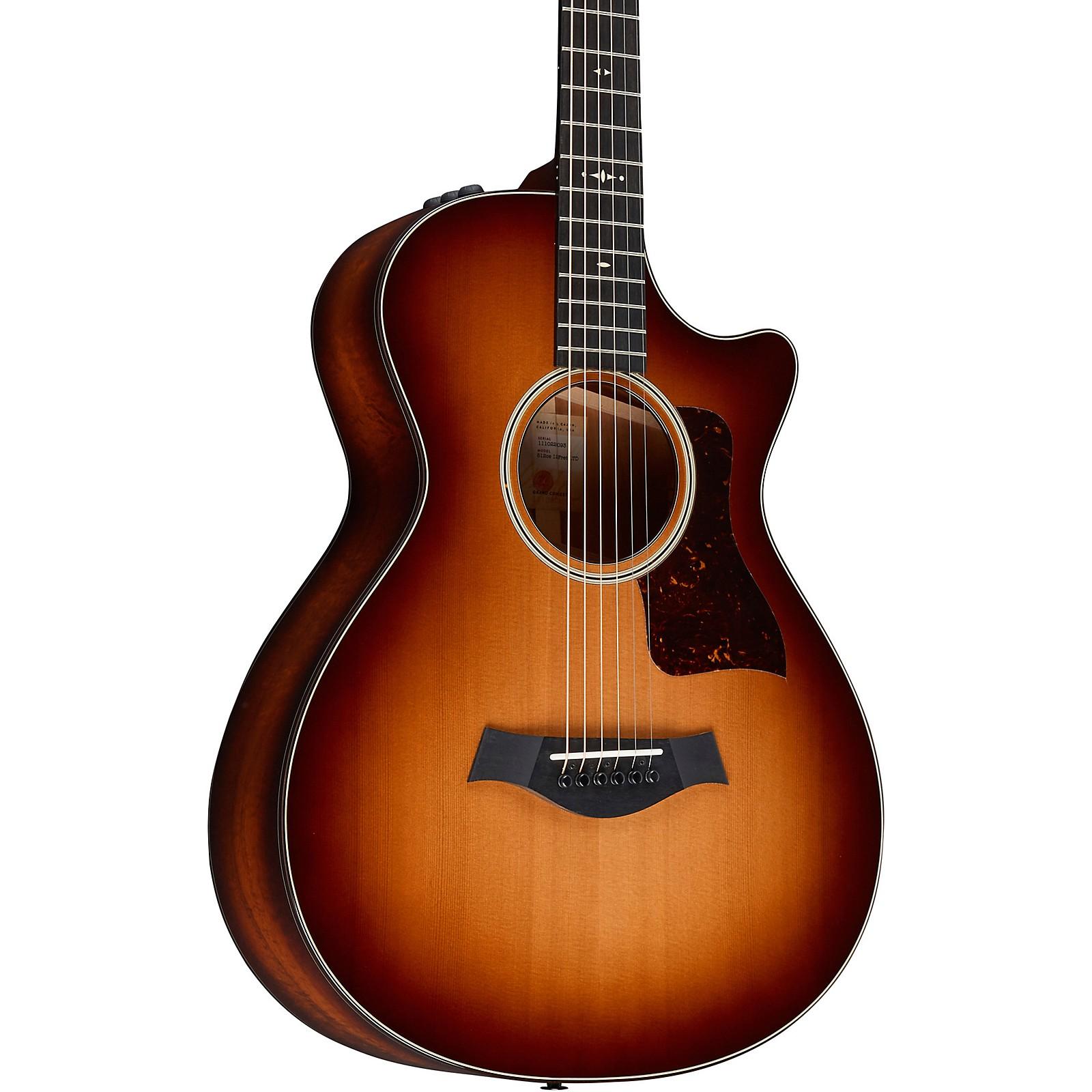Taylor 512ce 12-Fret Koa Limited Edition Grand Concert Acoustic Electric Guitar