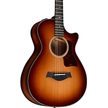 Taylor 512ce 12-Fret Koa Limited Edition Grand Concert Acoustic Electric Guitar