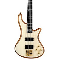 Schecter Guitar Research Stiletto Custom-4 Bass Satin Natural