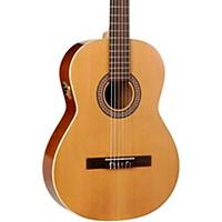 La Patrie Etude Qi Acoustic-Electric Classical Guitar Natural