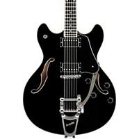 Schecter Guitar Research Corsair Bigsby Electric Guitar Gloss Black