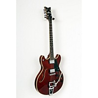 Used Schecter Guitar Research Corsair Bigsby Electric Guitar Gloss Walnut 888365721088