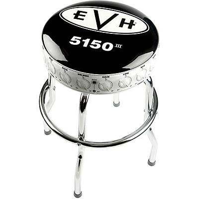 "EVH 5150 Barstool - 24"" Height"
