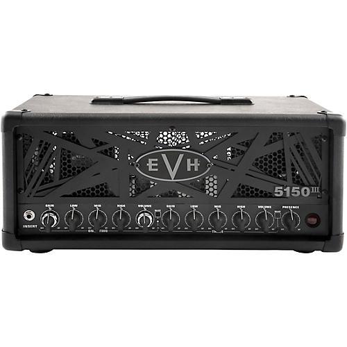EVH 5150 III 50-watt Tube Head Stealth Black