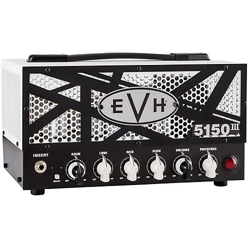 EVH 5150 III LBXII 15W Tube Guitar Amp Head Black