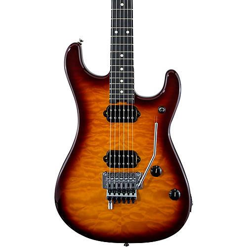 EVH 5150 Series Deluxe Electric Guitar Tobacco Sunburst