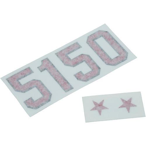 EVH 5150 Sticker With Stars