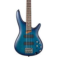 Ibanez Sr500 Soundgear 4-String Electric Bass Guitar Flat Sapphire Blue