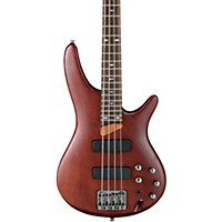 Ibanez Sr500 Soundgear 4-String Electric Bass Guitar Brown Mahogany Rosewood Fretboard