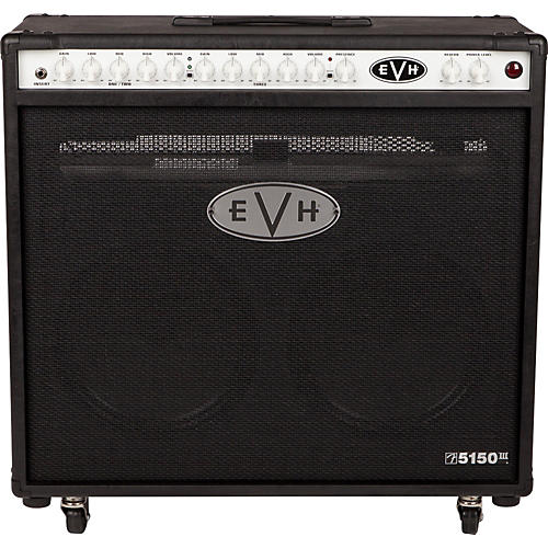 evh 5150iii 2x12 50w tube guitar combo amplifier musician 39 s friend. Black Bedroom Furniture Sets. Home Design Ideas
