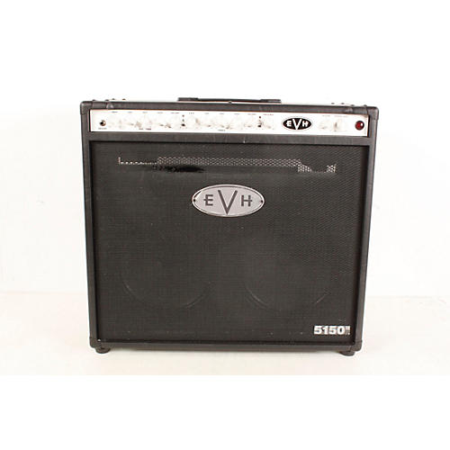 408b4b1cc42 Open Box EVH 5150III 2x12 50W Tube Guitar Combo Amplifier Black ...