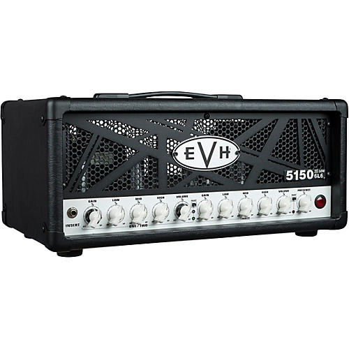 evh 5150iii 50w 6l6 tube guitar amp head musician 39 s friend. Black Bedroom Furniture Sets. Home Design Ideas