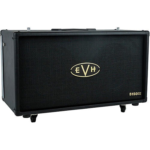 Best Guitar Amp Speaker Cabinet : evh 5150iii el34 212st 50w 2x12 guitar speaker cabinet black musician 39 s friend ~ Russianpoet.info Haus und Dekorationen
