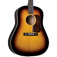 Blueridge Bg-60 Contemporary Series Slope Shoulder Dreadnought Acoustic Guitar Vintage Sunburst