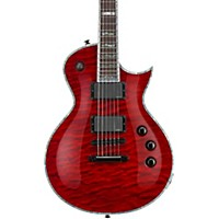 Esp Ltd Deluxe Ec-1000 Electric Guitar See-Thru Black Cherry