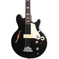 Epiphone Jack Casady Signature Bass Guitar Ebony