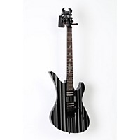 Used Schecter Guitar Research Synyster Standard Electric Guitar Black, Black 190839008565