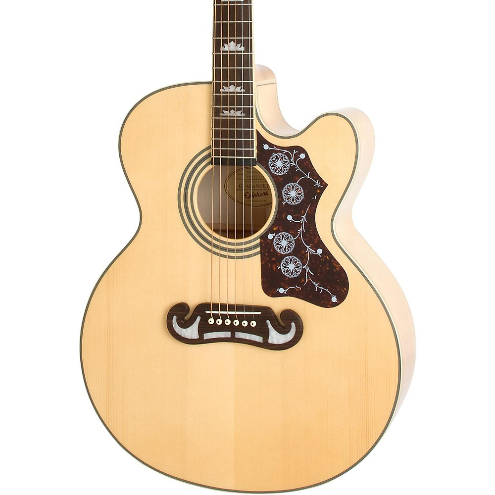 epiphone ej 200sce guitars for sale compare the latest guitar prices. Black Bedroom Furniture Sets. Home Design Ideas
