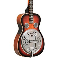 Gold Tone Beard Signature Series Deluxe Resonator Guitar  Square Neck