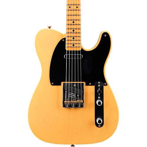 Fender Custom Shop '52 Journeyman Telecaster Maple Fingerboard Electric Guitar