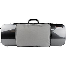 5202XL Hightech Compact Adjustable Viola Case with Pocket Black Carbon