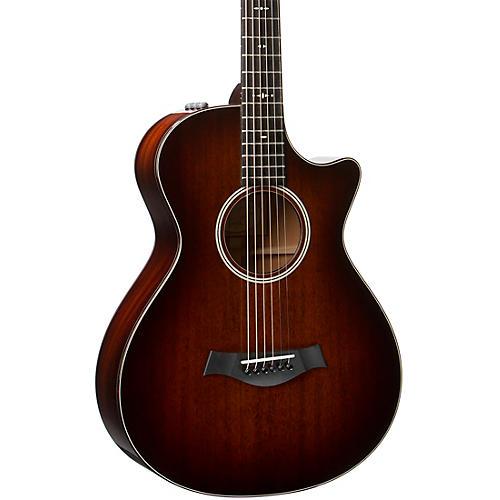 Taylor 522ce 12-Fret Grand Concert Acoustic-Electric Guitar