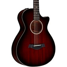 Taylor 522ce 12-Fret V-Class Grand Concert Acoustic-Electric Guitar