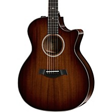 Taylor 524ce V-Class Grand Auditorium Acoustic-Electric Guitar