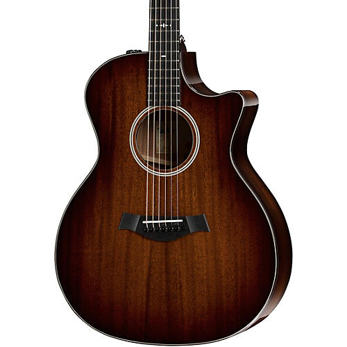 Taylor 524ce V-Class Grand Auditorium Acoustic-Electric Guitar Shaded Edge Burst