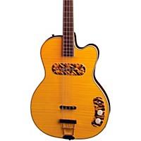 Kay Vintage Reissue Guitars Reissue Pro Bass Guitar Blonde