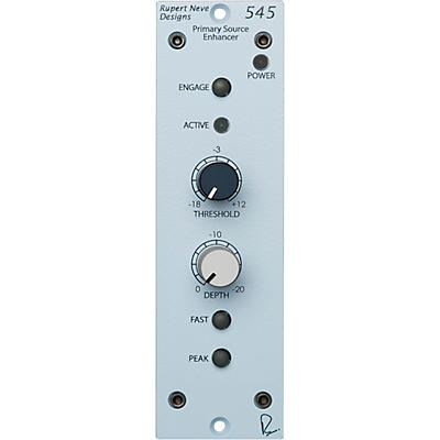 Rupert Neve Designs 545 Primary Source Enhancer