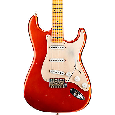 Fender Custom Shop 55 Dual-Mag Stratocaster Journeyman Relic Maple Fingerboard Limited Edition Electric Guitar
