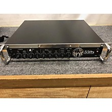 SWR 550X BASS AMP HEAD Bass Amp Head