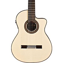 Open BoxCordoba 55FCE Flamenco Macassar Ebony Acoustic-Electric Nylon String Flamenco Guitar