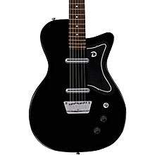 '56 Baritone Electric Guitar Black
