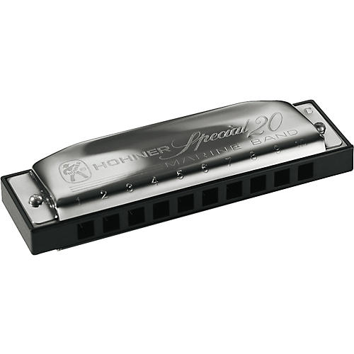 Hohner 560 Special 20 Harmonica Natural Minor Tuning