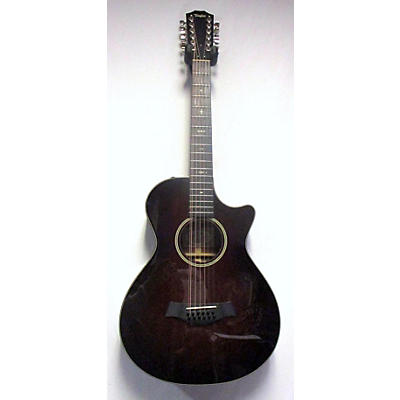 Taylor 562CE 12 String Acoustic Electric Guitar