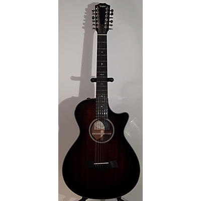 Taylor 562ce 12 String Acoustic Guitar