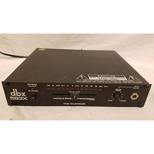dbx 563X The Silencer Noise Gate